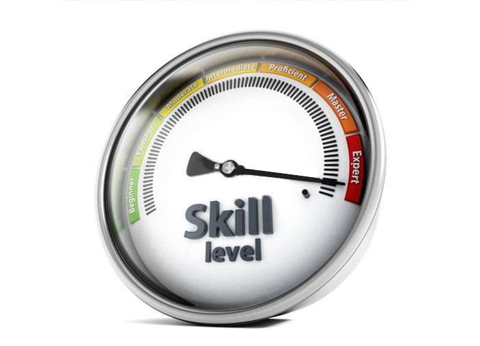 How we rate Skill levels